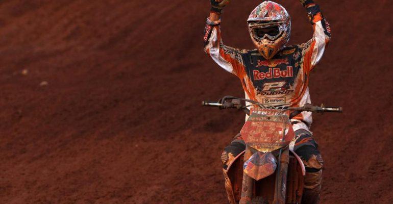 Tweede wereldtitel Cairoli in MX1