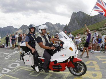 Motoren zorgen voor ergernissen in de Tour de France