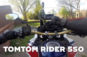 TomTom Rider 550 2019 – productreview