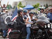 Harley ingezet bij verkiezingscampagne