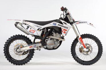 KTM 350 SX-F Hoco Parts Edition gestolen