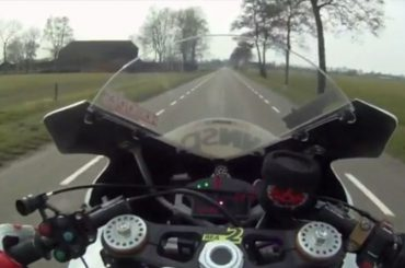 Film > Testrit Ten Kate Honda's Superbike