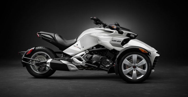 Can-Am Spyder F3
