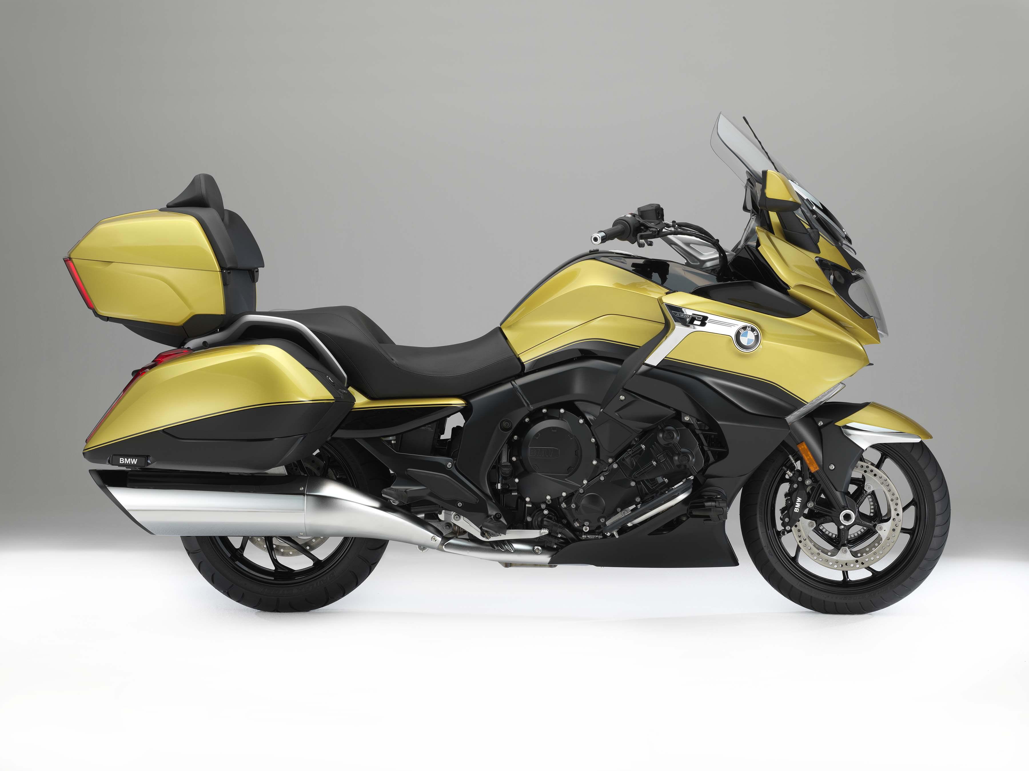 Bmw K1600 Grand America Motornl