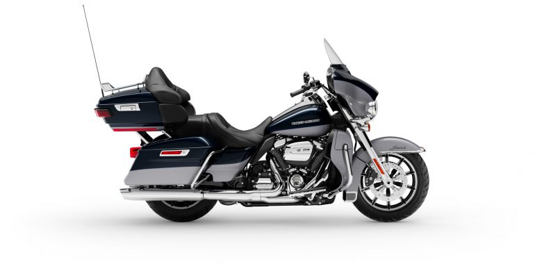 Harley-Davidson Ultra Limited Low