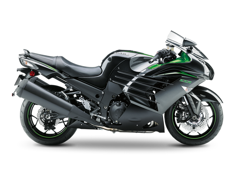 Kawasaki ZZR1400 Black Edition