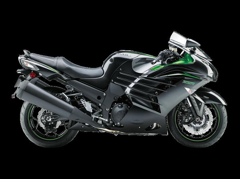 Kawasaki ZZR1400 Black Edition