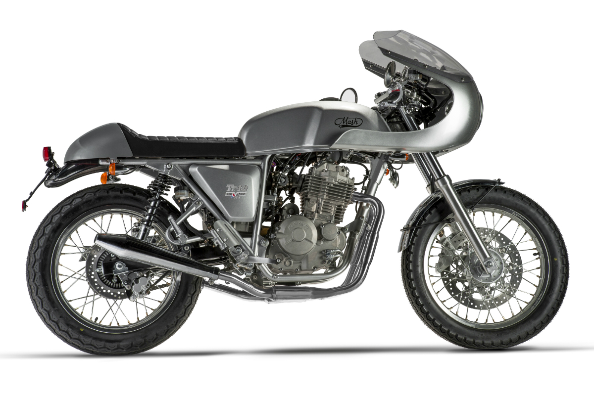 Mash Café Racer TT40