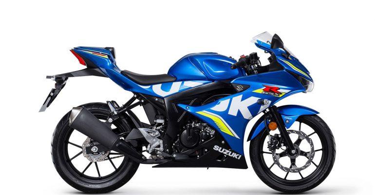 Suzuki GSX-R125A