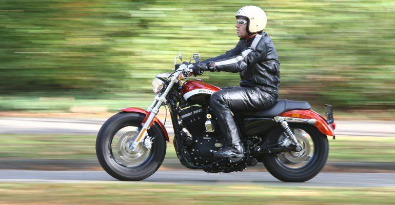 Getest > Harley-Davidson Sportster XL1200CA