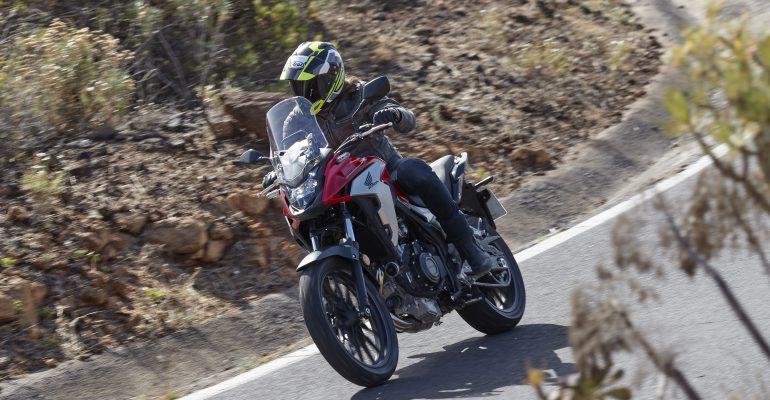 Video: Honda CBR500R / CB500F / CB500X 2019