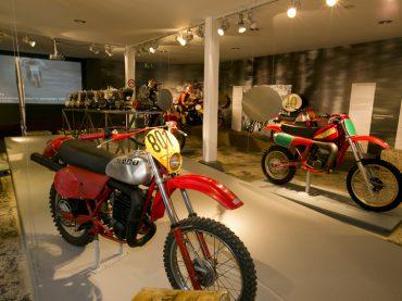 Maico-tentoonstelling in Neckarsulm