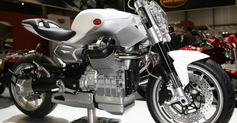 Moto Guzzi V12 X Concept