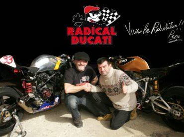 Toch doorstart voor Radical Ducati