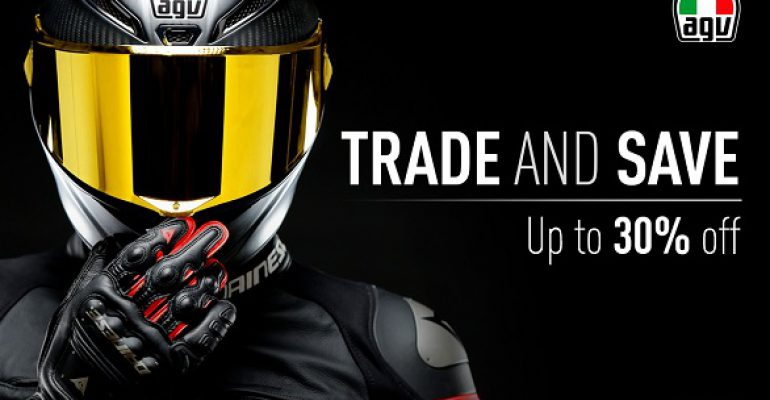 AGV Trade and Save