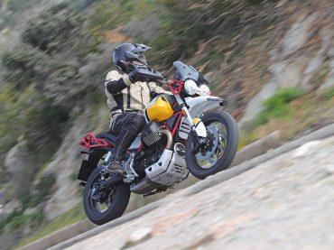Vijf vragen: Moto Guzzi V85TT