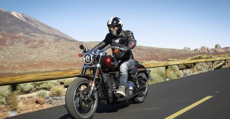 Getest: Harley-Davidson Sport Glide