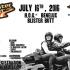 Harley Owners Group organiseert Benelux Blister Butt