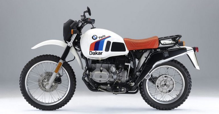 Icoon: BMW GS