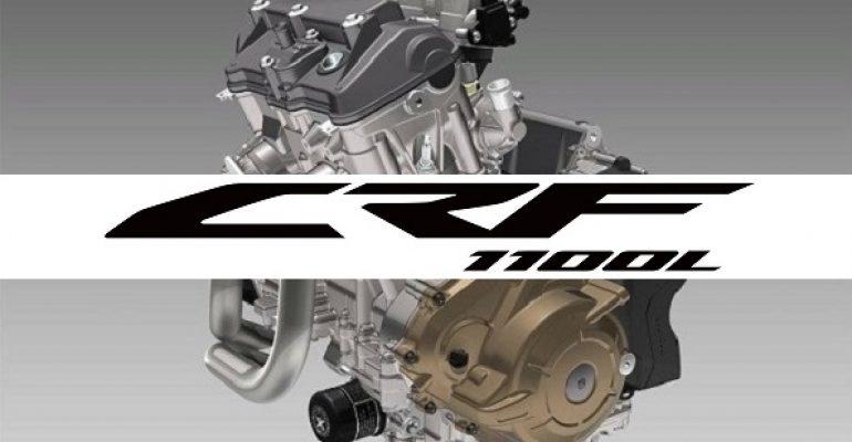 Gerucht: Honda CRF1100L Africa Twin in de maak
