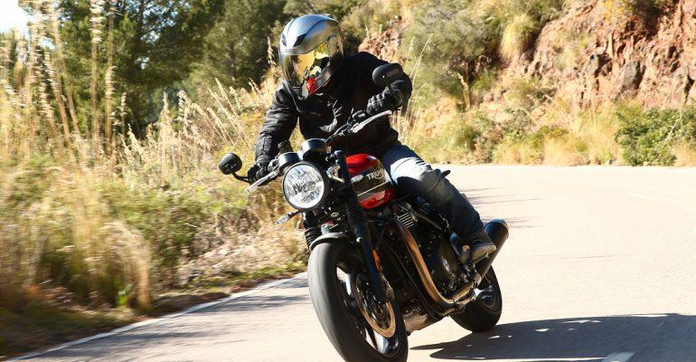 Vijf vragen: Triumph Speed Twin