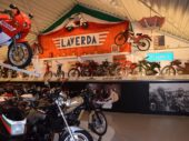 Laverda Museum te koop