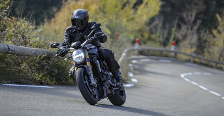 Getest: Ducati Monster 1200 (S)