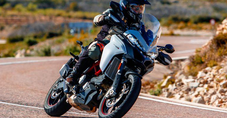 Video: Ducati Multistrada 950 S test