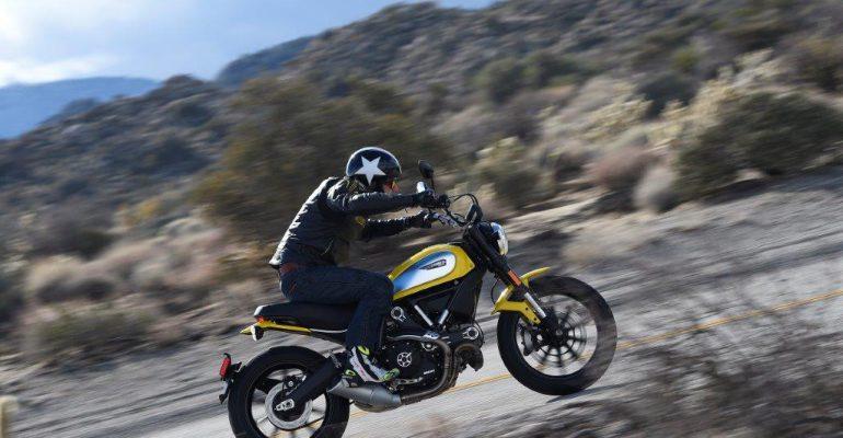Introductie: Ducati Scrambler