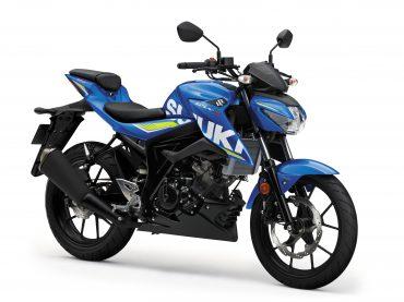 Suzuki GSX-S125A