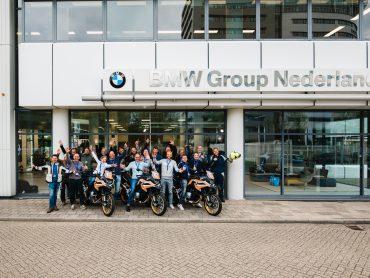 BMW GS Trophy 2020: De kwalificatie is begonnen!