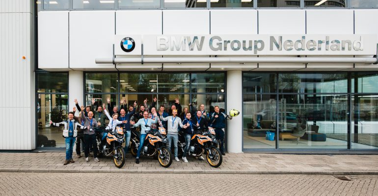 BMW GS Trophy 2020: De kwalificatie is begonnen!