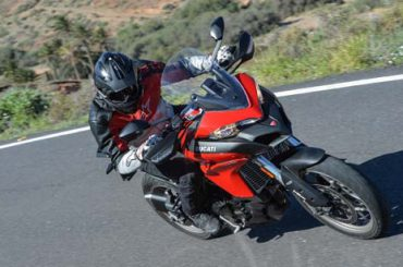 Getest: Ducati Multistrada 950