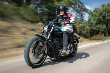 Getest: Harley-Davidson Breakout