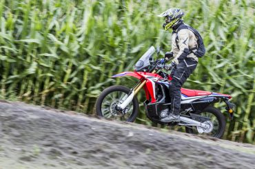 Getest: Honda CRF250 Rally