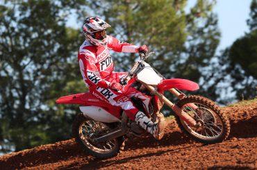 Getest: Honda CRF450R(X)
