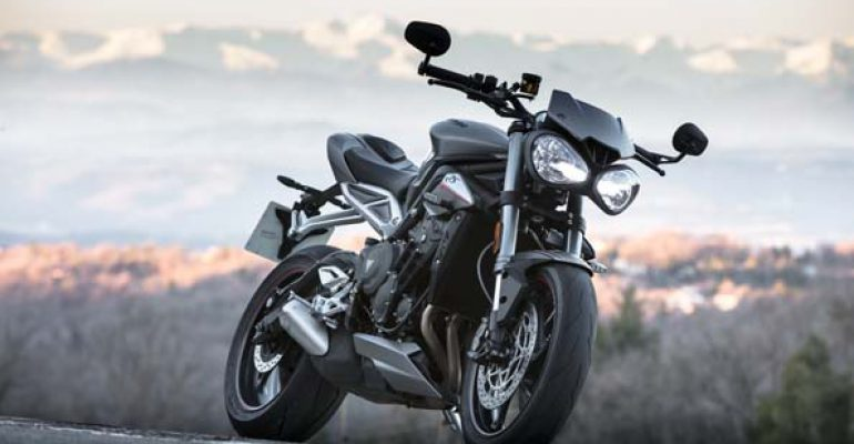 Getest: Triumph Street Triple RS