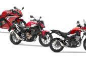 MOTO73 zoekt zes A2-rijders voor test Honda CB-familie