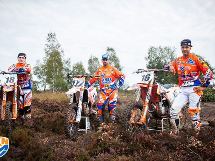 Sterk Nederlands team naar MXoN