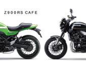 Kawasaki Z900 RS en Z900 RS Cafe: eerste testritten