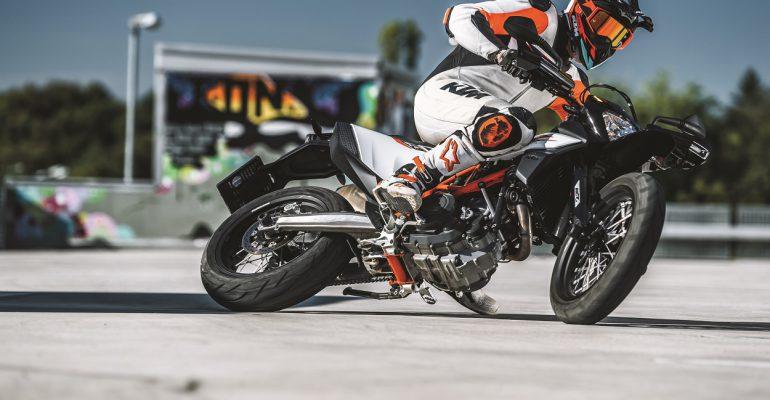 EICMA: KTM 690 SMC R en 690 Enduro R