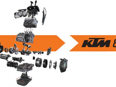 Gerucht: KTM LC8c 890 onderweg
