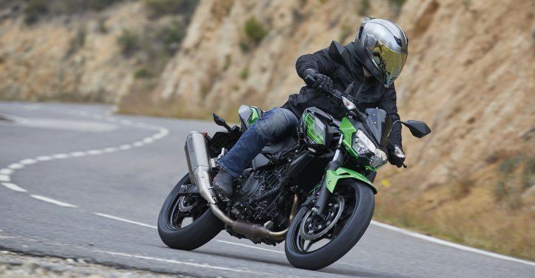Vijf vragen: Kawasaki Z400