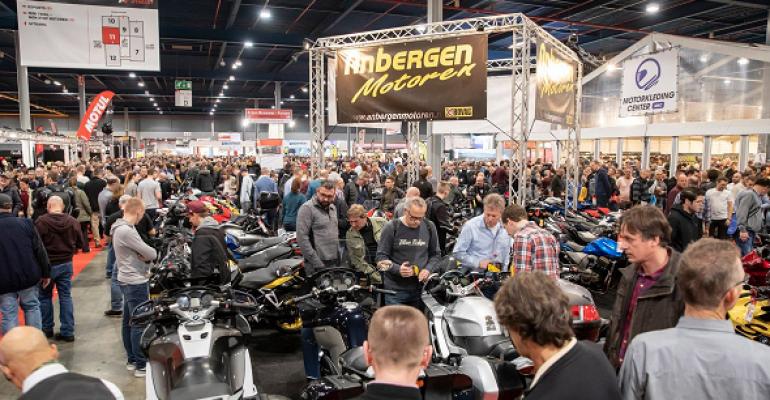 MOTORbeurs trekt ruim 80.000 bezoekers