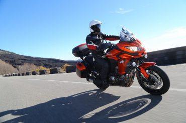 Getest: Kawasaki Versys 1000