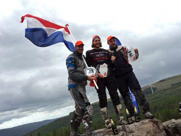 BMW GS Trophy: Team NL bekend na zinderende finale