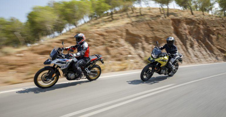 Vooruitblik: MOTO73 test BMW F850 en F750 GS