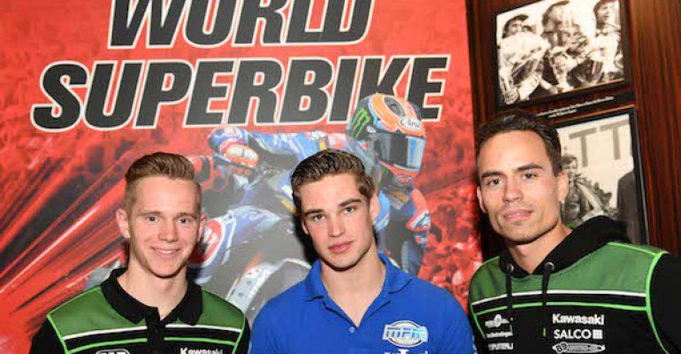 Nederlandse Supersport-rijders blikken vooruit op Assen
