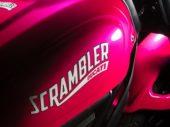 Schokkend roze Scrambler Sixty2