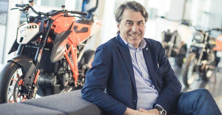 'Ducati zou goed bij ons passen'